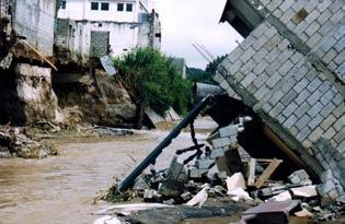 HURACANES Y DESASTRES NATURALES